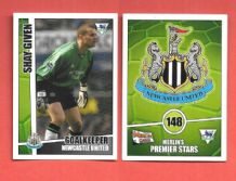 Newcastle United Shay Given 148 (MPS)